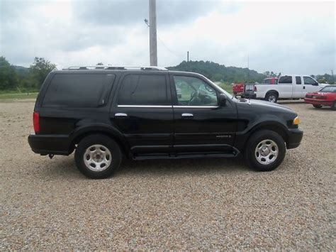 auto air conditioning service 1998 lincoln navigator user handbook purchase used 1998 lincoln navigator base sport utility 4 door 5 4l in logan ohio united states