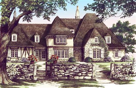 french tudor house plans distinctive tudor home plan 32577wp 1st floor master