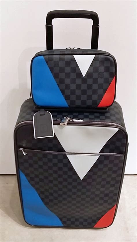 Louis Vuitton Louis Vuitton World Cup Designer Handbags And Information by Louis Vuitton America S Cup 2016 Bag Collection Spotted