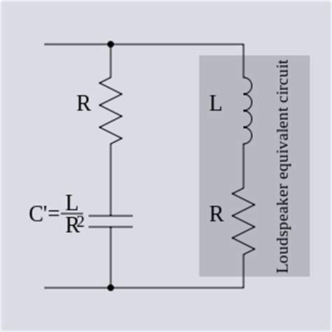 zobel network capacitor type zobel network