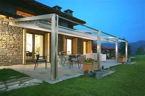 modern pergola design ideas terase din lemn