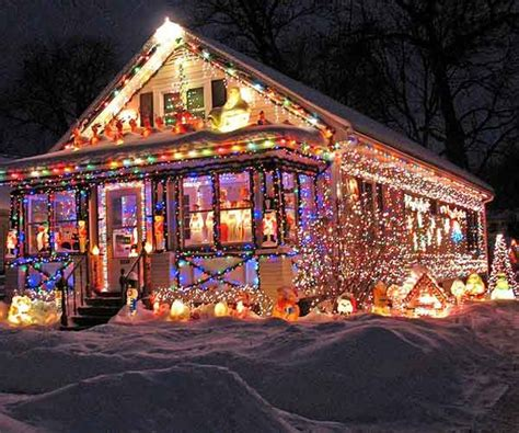 madison wi world s wildest holiday house displays