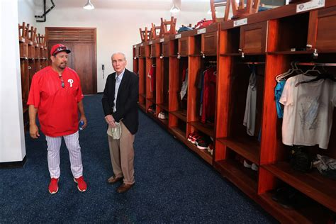 the locker room montgomery phillies expect 9 million investment in palatial complex to pay