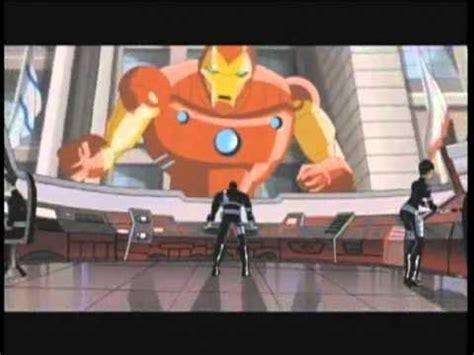 avengers earths mightiest heroes episode iron