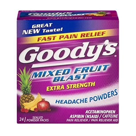goody s amazon com goody s extra strength headache powder 50