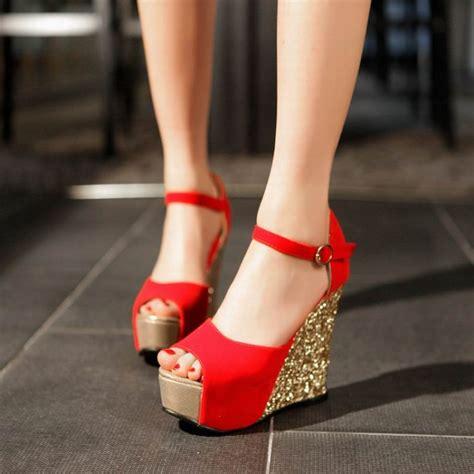 Murano Wedges Heels 7 Cm 2 summer new arrival 2017 wedges sandals high heels