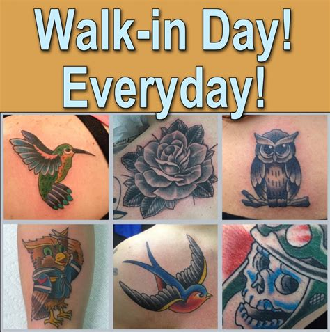 walk in tattoo shops june 2014 iron brush