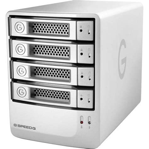 Harddisk Raid g technology g speed q 16tb 4 x 4tb 4 bay raid array 0g02840