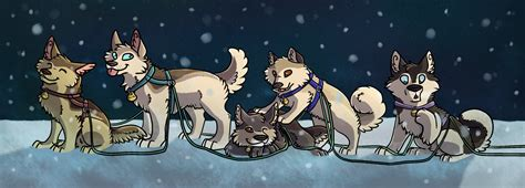 sled saga puppy sled saga by blaideblack on deviantart