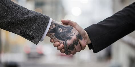 tattoos in the workplace the research forbes was too lazy