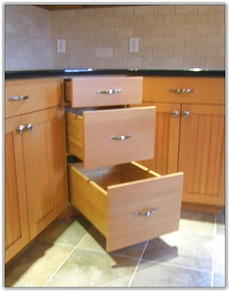 Corner Kitchen Cabinet Ideas Corner Kitchen Cabinets Ideas Home Design Ideas