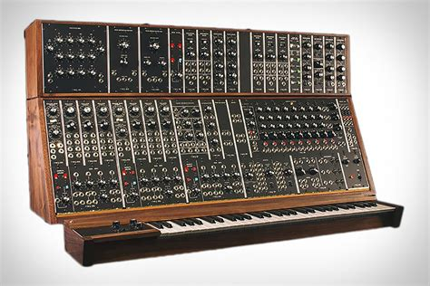 best moog synthesizer moog system 55 synthesizer uncrate