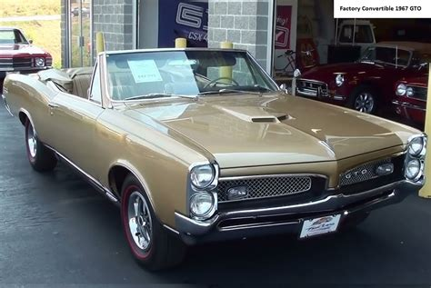 Pontiac Hardtop Convertible by How To Identify A 1967 Pontiac Gto Coupe Hardtop