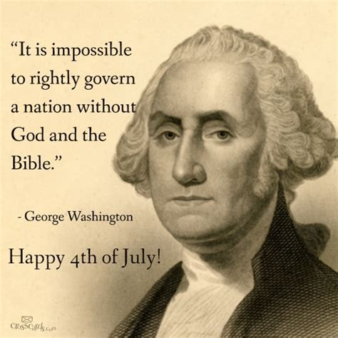 george washington a brief biography by william macdonald god bible and nation 4th of july quote by george washington