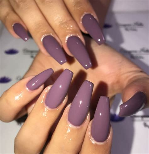 acrylic nail shapes and styles nail designs for you 25 top notch ballerina shaped nails designs sheideas
