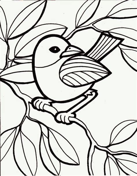 printable coloring sheets for kids free coloring sheet