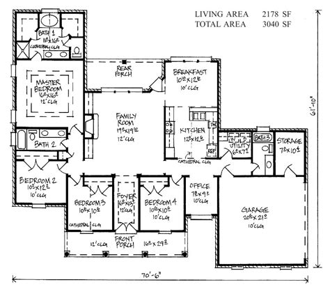 acadian floor plans french acadian house plans numberedtype