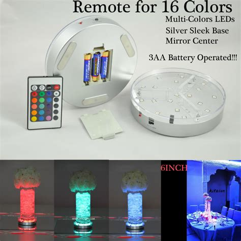 led light base for centerpieces led lighted centerpieces promotion shop for promotional