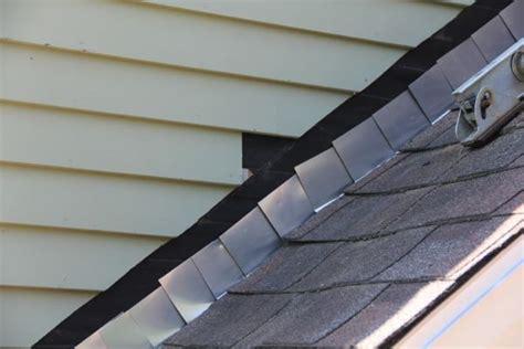retrofitting step flashing  concord carpenter
