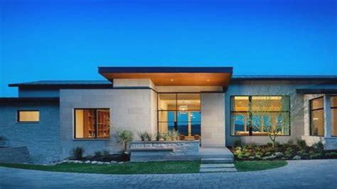 single story modern house plans designs house plans