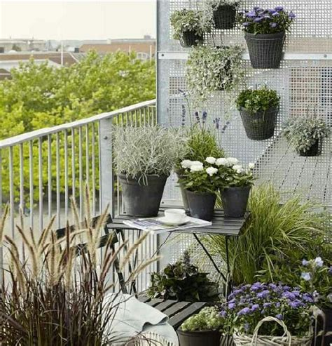 10 Small Balcony Garden Ideas You Should Look Small Balcony Garden Design Ideas
