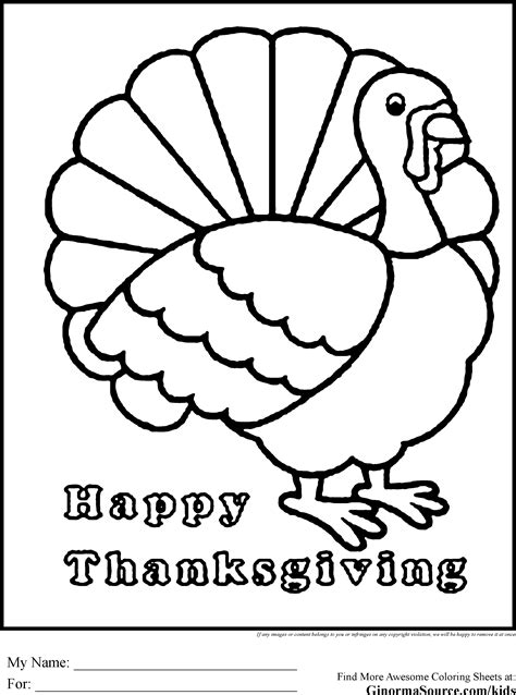 thanksgiving coloring pages advanced turkey coloring page free large images