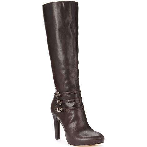 womans dress boots inc international concepts s brookey platform wide
