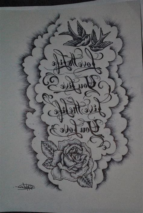 half sleeve cloud tattoos girls wallpaper