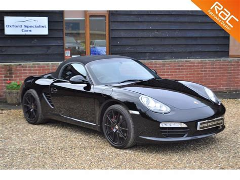 black porsche boxster used 2011 porsche boxster 987 s black edition for sale in