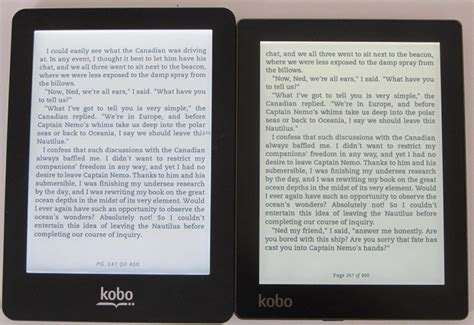 format ebook kobo aura kobo aura review the ebook reader blog