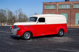 1946 chevrolet panel fast classic cars