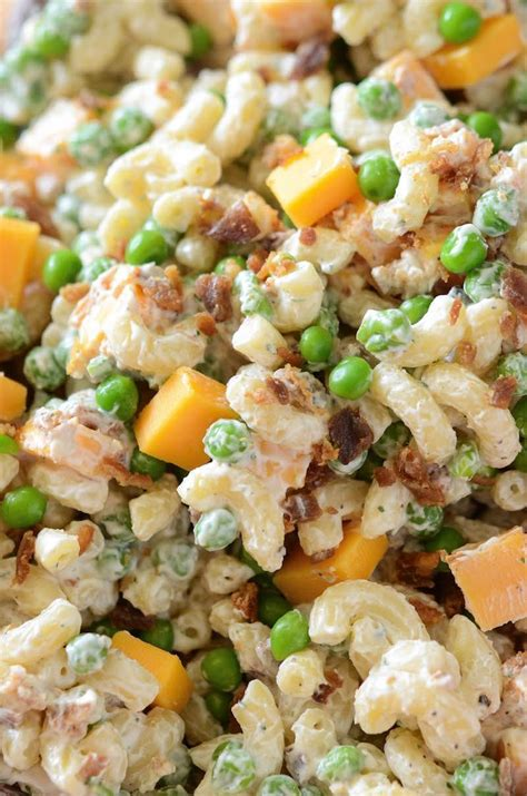 creamy ranch pasta salad family fresh meals 110835 best you ve gotta make this images on pinterest