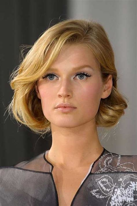 fancy chin length hair popular bob hairstyles for prom