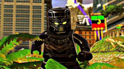 lego 174 marvel super heroes 2 black panther dlc trailer lego marvel super heroes 2 black panther free roam
