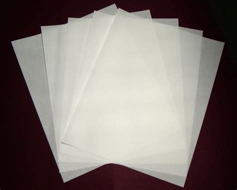 How To Make Vellum Paper - how to use vellum paper ebay