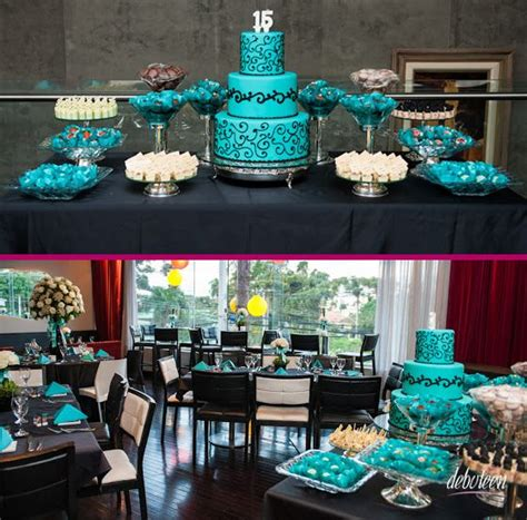 quinceanera themes ideas 2016 blue quinceanera decorations ideas how to organize