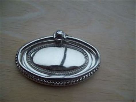chrome ring drawer pulls antique chrome nickel drawer cupboard cabinet oval ring