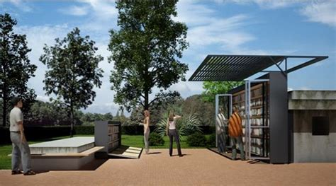 Garden Library by A Model Quot Garden Library Quot For Environments In