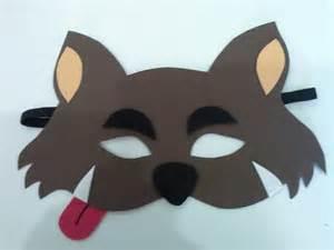 mascara lobo eva camila danasio conservan elo7