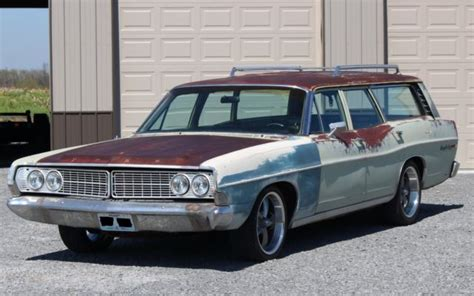 green ford station wagon ford galaxie wagon 1968 green for sale 8v74y134224 1968