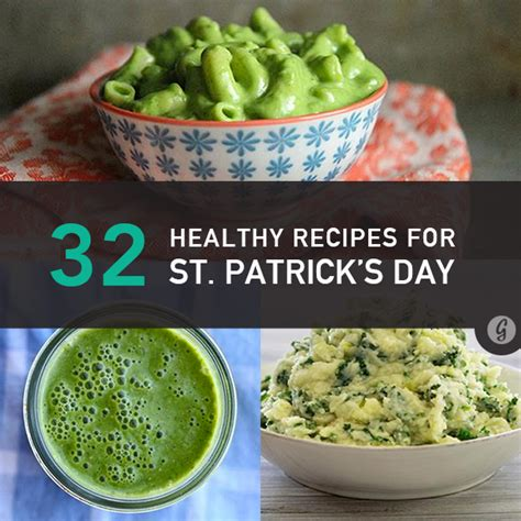 healthy s day recipes 29 healthy green recipes to celebrate st patrick s day