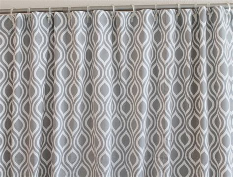 wide shower curtains fabric shower curtain 72 wide premier print nicole