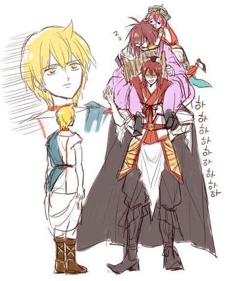 alibaba x reader lemon 212 best magi images on pinterest anime magi fan art