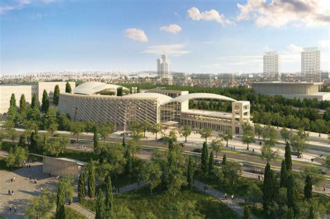 designboom israel moshe safdie proposes design for national library of israel