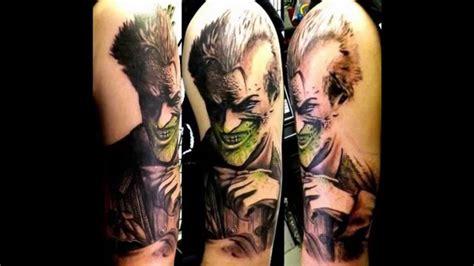 joker tattoo youtube 35 tattoos of the joker youtube