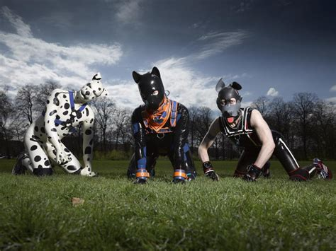 puppy play secret of the human pups meet britain s community of who play