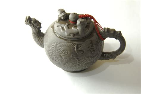 Yixing Teapot It Or It how to prepare a new yixing teapot for pu erh tea 6 steps