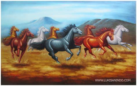 Lukisan Sawah 6 pin lukisan pemandangan di desa i2 pelautscom on