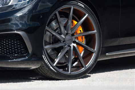 vossen cvt wheels gloss graphite rims