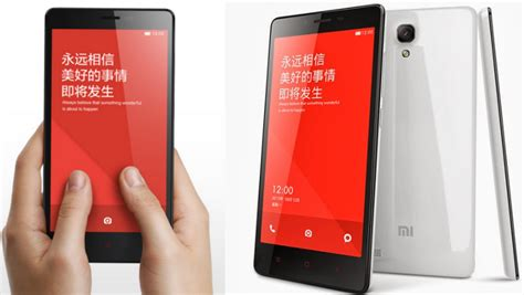 Jelly For Xiao Mi 4 xiaomi launches its new xiaomi redmi note phablet